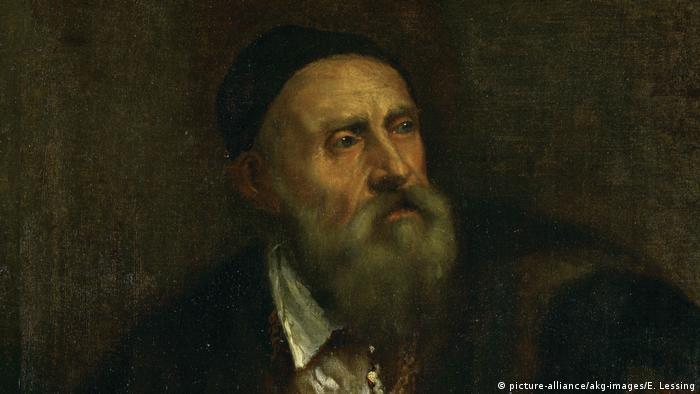 Titian self-portrait (picture-alliance/akg-images/E. Lessing)