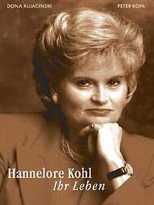 Buchcover: Peter Kohl, Dona Kujacinski - Hannelore Kohl