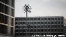 Deutschland Vor der Eröffnung der neuen Zentrale des Bundesnachrichtendienst