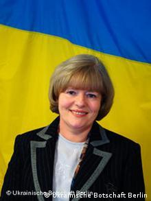 Botschafterin der Ukraine Natalia Sarudna