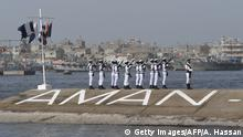 Pakistan Naval Exercise Aman