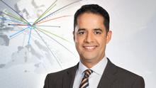 DW Nachrichten arabisch Moderator Ahmed Abida (Teaser)