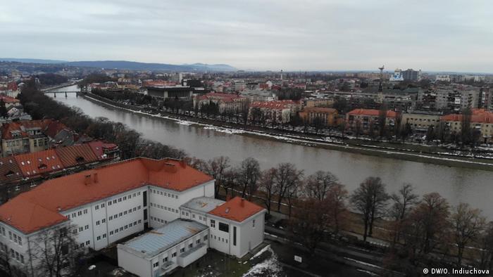 В Ужгороді проживають представники понад 20 національностей