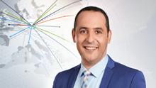 DW Nachrichten arabisch Moderator Youcef Boufidjeline (Teaser)