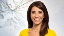 DW Nachrichten arabisch Moderatorin Tahini Salim (Teaser)