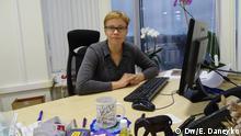 Weißrussland Minsk Internet-Portal tut.by Marina Zolotova