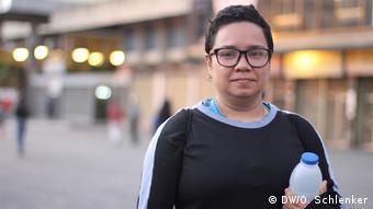 Venezuela Krise | VoxPop Passanten in Caracas | Aisquiel (DW/O. Schlenker)