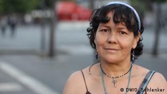 Venezuela Krise | VoxPop Passanten in Caracas | Norma (DW/O. Schlenker)