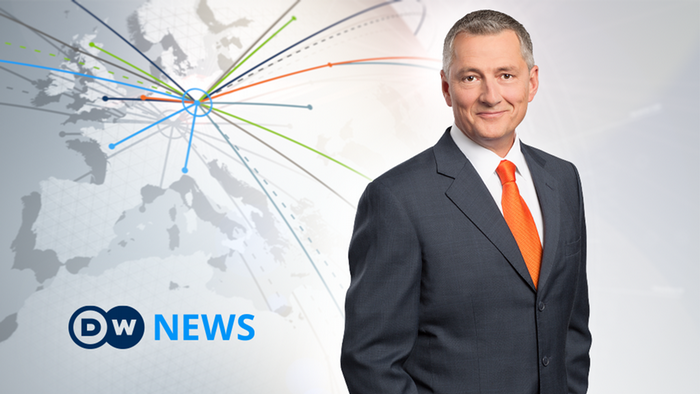 DW News Moderator Terry Martin (Artikelbild Detailseite)