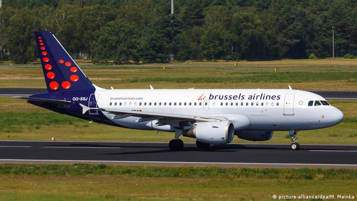 Fluggesellschaft Brussels Airlines (picture-alliance/dpa/M. Mainka)
