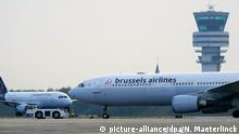 Fluggesellschaft Brussels Airlines