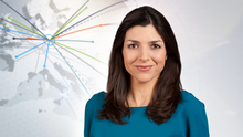 DW Noticias Moderatorin Rosa Casals (Teaser)
