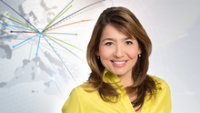 DW Noticias Moderatorin Pia Castro (Teaser)
