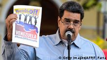 Venezuela Caracas Nicolas Maduro