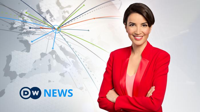DW News Moderatorin Laila Harrak (Artikelbild Detailseite)