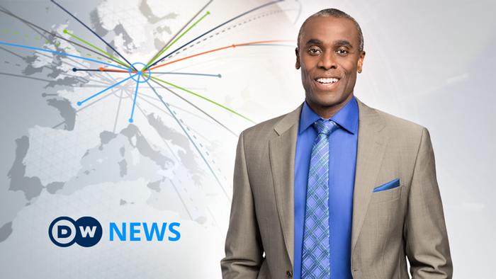 DW News Moderator Phil Gayle (Artikelbild Detailseite)