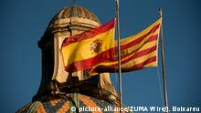 Spanien Barcelona Katalanisches Parlament