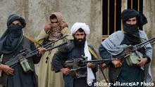 Afghanistan Taliban-Kämpfer in Farah