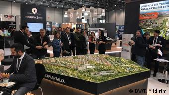Deutschland Türkische Baufirmen präsentierten sich in der Messe Düsseldorf