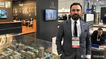 Teknik Yapı Genel Müdür Yardımcısı Cüneyt Çimen