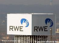 توانائی فراہم کرنے والا جرمن ادارہ RWE