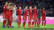 Fußball Bundesliga FC Bayen - FC Schalke 04
