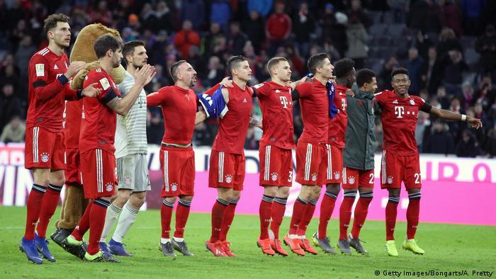 Fußball Bundesliga FC Bayen - FC Schalke 04 (Getty Images/Bongarts/A. Pretty)