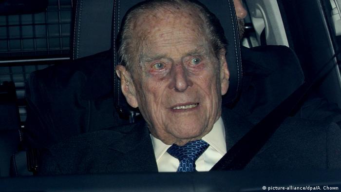 England Prinz Philip verzichtet mit 97 freiwillig auf den Führerschein