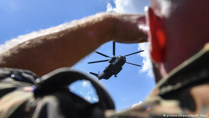 German military commissioner, US ambassador alarmed by budgetary restraints