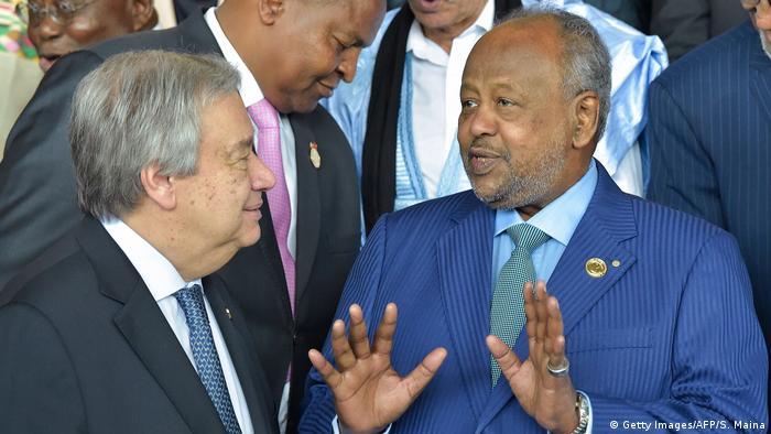 Äthiopien Gipfeltreffen der Afrikanischen Union in Addis Abeba