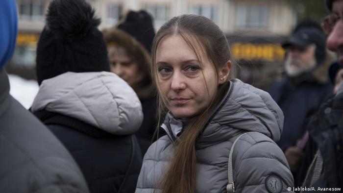 Псковская журналистка Светлана Прокопьева (фото из архива)