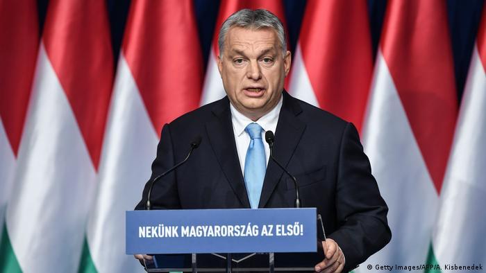 Орбан знае как да спре ″ислямизацията на християнска Европа″ | Новини и анализи от Европа | DW | 11.02.2019
