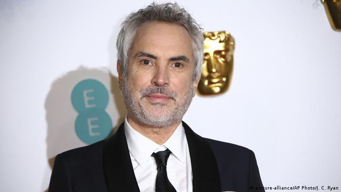 England BAFTA Film Awards 2019 Alfonso Cuaron (picture-alliance/AP Photo/J. C. Ryan)