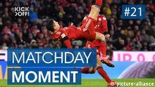 Matchday Moment #21: Serge Gnabry