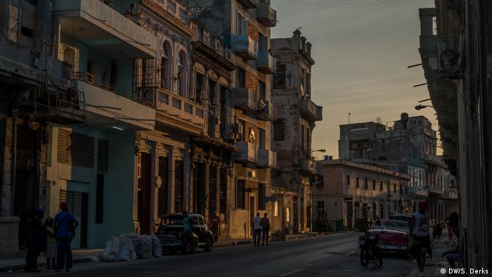 A street in central Havana (DW/S. Derks)