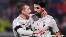 Serie A - U.S Sassuolo v Juventus - Sami Khedira