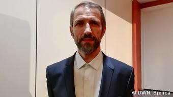 Bosnien-Herzegowina Trebinje Simposion - Theologie in der Öffentlichkeit (DW/N. Bjelica)