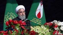 Iran - Hassan Rohani: 40. Jahrestag der Revolution