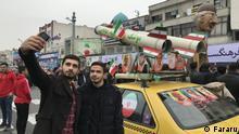 Iran Demonstration 40 Jahre Islamische Republik