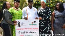 Uganda Miss Curvy Contest