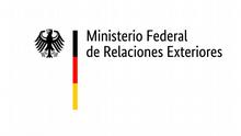 Logo Auswärtiges Amt Spanisch