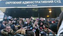 Ukraine Gerichtsprozess Uljana Suprun