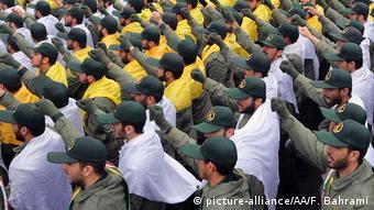 Iran Feiertag - 40 Jahre Islamische Republik