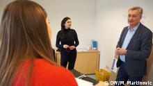 Deutschland Gari Pavkovic Integrationsbeauftragter in Stuttgart