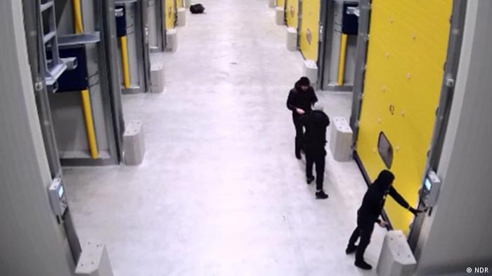 """Deutschland Kriminalität l Kokainprozesse in Landshut - Fahndung unter Paraguay-Netzwerk"""" (NDR)"""