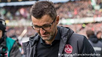 Michael Köllner Trainer 1. FC Nürnberg