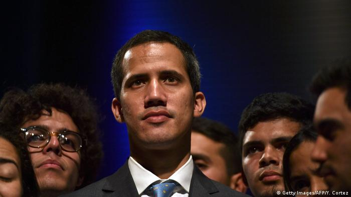 Venezuela Juan Guaido (Getty Images/AFP/Y. Cortez)