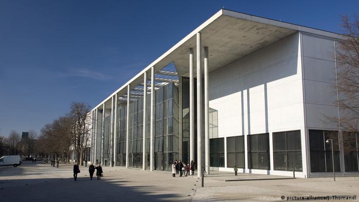 Pinakothek der Moderne building (Foto: picture-alliance/J. Thomandl).