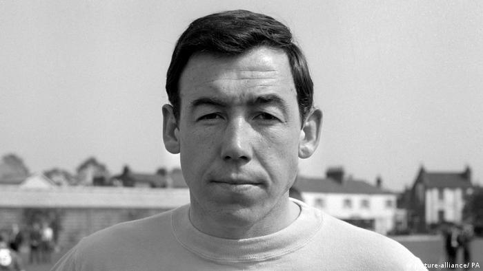IMG GORDON BANKS, English Professional Footballer