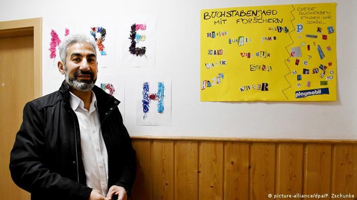 Samy El Hagrasy, the chairman of Arab Nil-Rhein